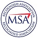 MSA Regional Association logo